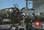 Image of B-17 Crews returning from missions United Kingdom, 1943, second 62 stock footage video 65675061381