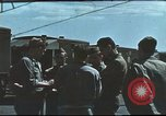 Image of Airmen amuse themselves pitching coins United Kingdom, 1943, second 1 stock footage video 65675061382