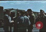 Image of Airmen amuse themselves pitching coins United Kingdom, 1943, second 5 stock footage video 65675061382