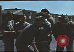 Image of Airmen amuse themselves pitching coins United Kingdom, 1943, second 10 stock footage video 65675061382