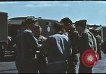 Image of Airmen amuse themselves pitching coins United Kingdom, 1943, second 16 stock footage video 65675061382