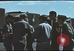 Image of Airmen amuse themselves pitching coins United Kingdom, 1943, second 19 stock footage video 65675061382