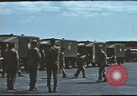 Image of Airmen amuse themselves pitching coins United Kingdom, 1943, second 30 stock footage video 65675061382