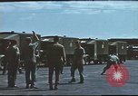 Image of Airmen amuse themselves pitching coins United Kingdom, 1943, second 32 stock footage video 65675061382