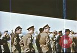 Image of B-17 Flying Fortress bomber crew United Kingdom, 1943, second 27 stock footage video 65675061386
