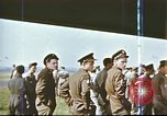 Image of B-17 Flying Fortress bomber crew United Kingdom, 1943, second 28 stock footage video 65675061386