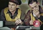 Image of B-17 crew debriefing United Kingdom, 1943, second 11 stock footage video 65675061390