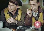 Image of B-17 crew debriefing United Kingdom, 1943, second 14 stock footage video 65675061390