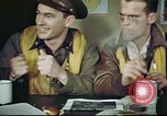 Image of B-17 crew debriefing United Kingdom, 1943, second 15 stock footage video 65675061390