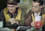 Image of B-17 crew debriefing United Kingdom, 1943, second 17 stock footage video 65675061390