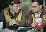 Image of B-17 crew debriefing United Kingdom, 1943, second 19 stock footage video 65675061390