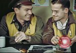 Image of B-17 crew debriefing United Kingdom, 1943, second 20 stock footage video 65675061390