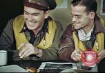 Image of B-17 crew debriefing United Kingdom, 1943, second 21 stock footage video 65675061390