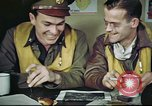 Image of B-17 crew debriefing United Kingdom, 1943, second 22 stock footage video 65675061390