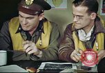 Image of B-17 crew debriefing United Kingdom, 1943, second 24 stock footage video 65675061390