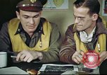 Image of B-17 crew debriefing United Kingdom, 1943, second 25 stock footage video 65675061390
