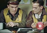 Image of B-17 crew debriefing United Kingdom, 1943, second 26 stock footage video 65675061390