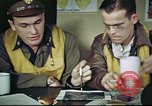 Image of B-17 crew debriefing United Kingdom, 1943, second 29 stock footage video 65675061390