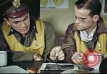 Image of B-17 crew debriefing United Kingdom, 1943, second 30 stock footage video 65675061390