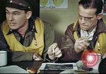 Image of B-17 crew debriefing United Kingdom, 1943, second 31 stock footage video 65675061390