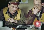 Image of B-17 crew debriefing United Kingdom, 1943, second 33 stock footage video 65675061390