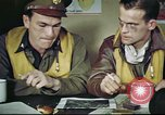 Image of B-17 crew debriefing United Kingdom, 1943, second 34 stock footage video 65675061390