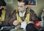 Image of B-17 crew debriefing United Kingdom, 1943, second 36 stock footage video 65675061390