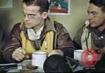 Image of B-17 crew debriefing United Kingdom, 1943, second 37 stock footage video 65675061390