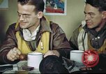 Image of B-17 crew debriefing United Kingdom, 1943, second 39 stock footage video 65675061390