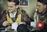 Image of B-17 crew debriefing United Kingdom, 1943, second 40 stock footage video 65675061390