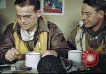 Image of B-17 crew debriefing United Kingdom, 1943, second 41 stock footage video 65675061390