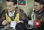Image of B-17 crew debriefing United Kingdom, 1943, second 42 stock footage video 65675061390