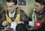 Image of B-17 crew debriefing United Kingdom, 1943, second 43 stock footage video 65675061390