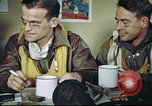 Image of B-17 crew debriefing United Kingdom, 1943, second 44 stock footage video 65675061390