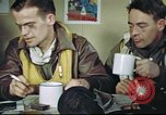 Image of B-17 crew debriefing United Kingdom, 1943, second 45 stock footage video 65675061390