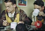 Image of B-17 crew debriefing United Kingdom, 1943, second 47 stock footage video 65675061390