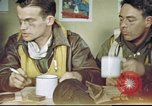 Image of B-17 crew debriefing United Kingdom, 1943, second 48 stock footage video 65675061390