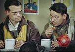 Image of B-17 crew debriefing United Kingdom, 1943, second 49 stock footage video 65675061390