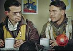 Image of B-17 crew debriefing United Kingdom, 1943, second 50 stock footage video 65675061390