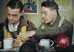 Image of B-17 crew debriefing United Kingdom, 1943, second 52 stock footage video 65675061390