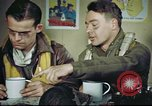 Image of B-17 crew debriefing United Kingdom, 1943, second 53 stock footage video 65675061390