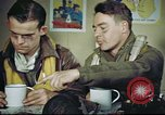 Image of B-17 crew debriefing United Kingdom, 1943, second 55 stock footage video 65675061390