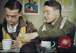 Image of B-17 crew debriefing United Kingdom, 1943, second 57 stock footage video 65675061390