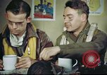 Image of B-17 crew debriefing United Kingdom, 1943, second 58 stock footage video 65675061390