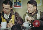 Image of B-17 crew debriefing United Kingdom, 1943, second 59 stock footage video 65675061390