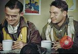 Image of B-17 crew debriefing United Kingdom, 1943, second 60 stock footage video 65675061390