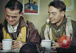 Image of B-17 crew debriefing United Kingdom, 1943, second 61 stock footage video 65675061390
