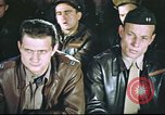 Image of B-17 mission briefing United Kingdom, 1943, second 10 stock footage video 65675061392