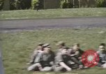 Image of B-17 Flying Fortress bombers United Kingdom, 1943, second 41 stock footage video 65675061416