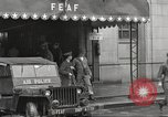 Image of 35th air policemen Tokyo Japan, 1953, second 3 stock footage video 65675061420